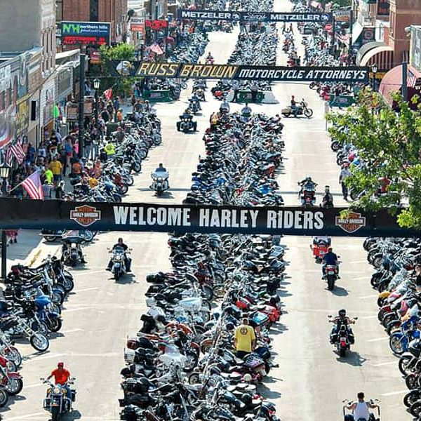 Sturgis Bike Week Tour