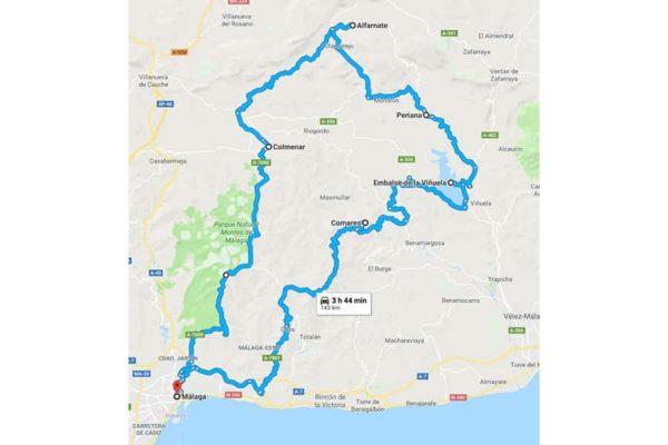 map-montes-de-malaga-tour
