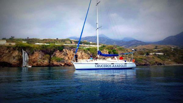 Motorcycle + Yacht Sailing Boat